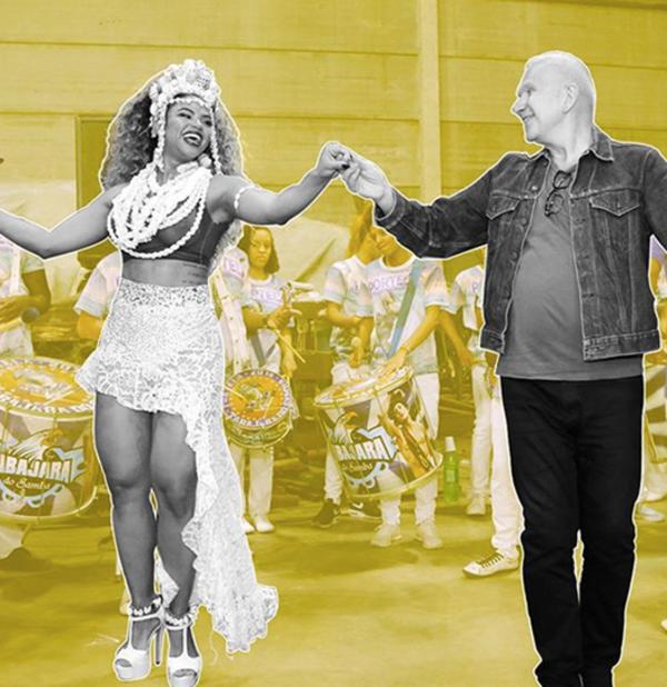 Jean Paul Gaultier, Carnaval do Rio 2019