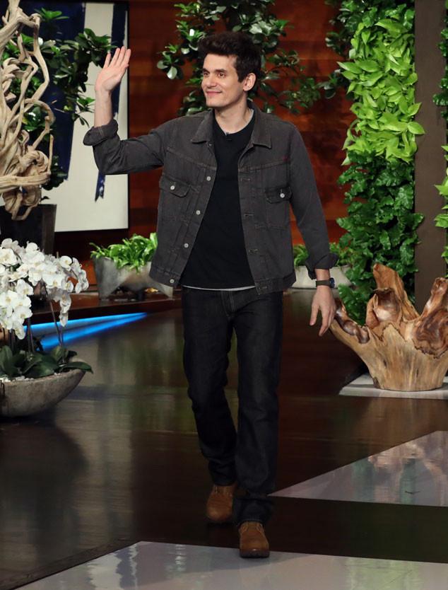 John Mayer, The Ellen DeGeneres Show