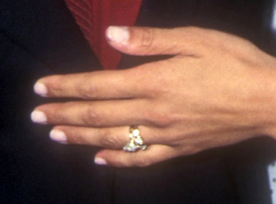 Jennifer Lopez, Engagement Ring, Ojani Noa
