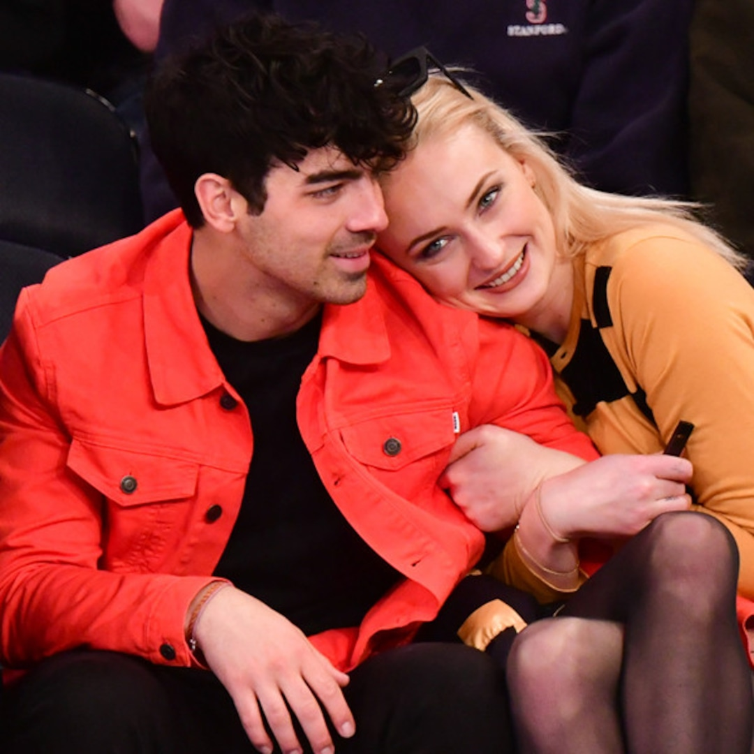 """Sophie Turner Calls Joe Jonas Her """"Baby Daddy"""" for the First Time in Birthday Tribute – E! NEWS"""