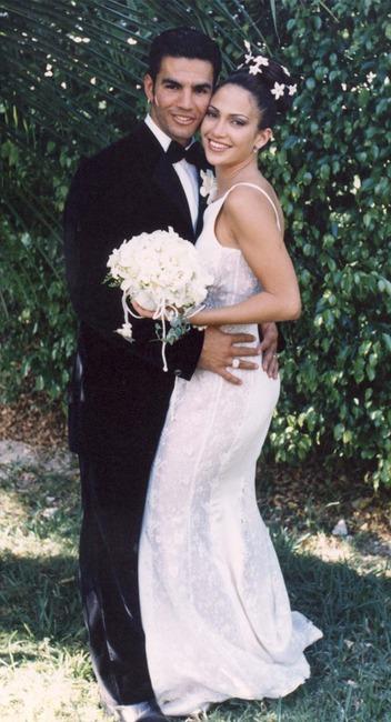 Jennifer Lopez, Ojani Noa, Wedding