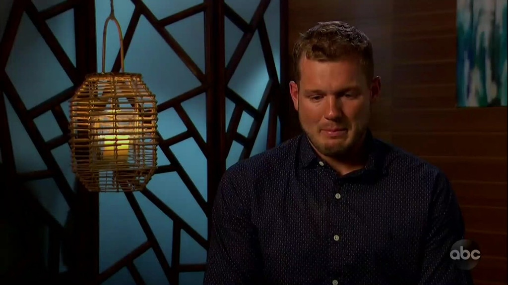 Colton Underwood,  The Bachelor , Season 23 -  On the first half of the season 23 finale, we saw Colton end his relationships with both Tayshia and Hannah. The tearful goodbyes were followed by live reunions between Colton and Tayshia and Colton and Hannah, during which the women attempted to get answers about their respective relationships.