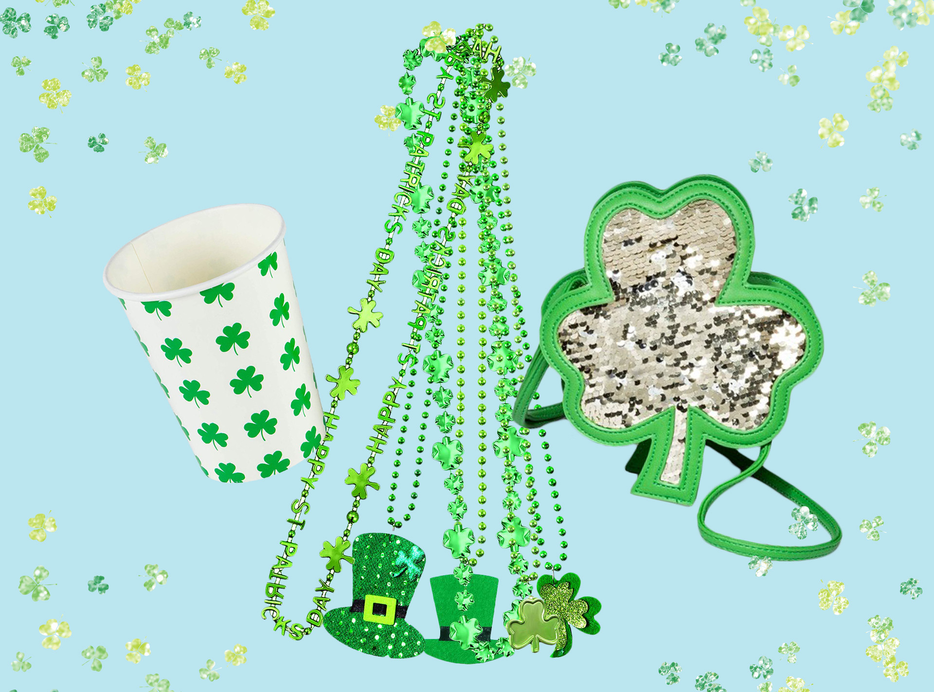 E-Comm: Last-Minute St. Patrick's Day Party Favors