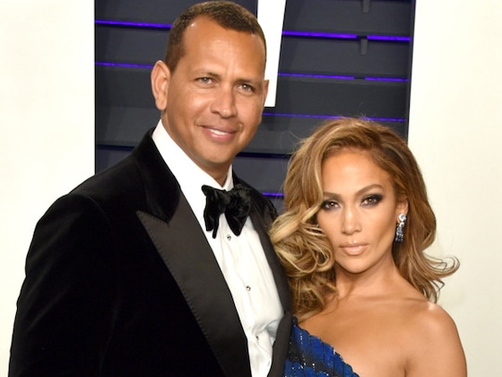Jennifer Lopez Shares Sweet Tributes to Alex Rodriguez and Marc Anthony on Father's Day