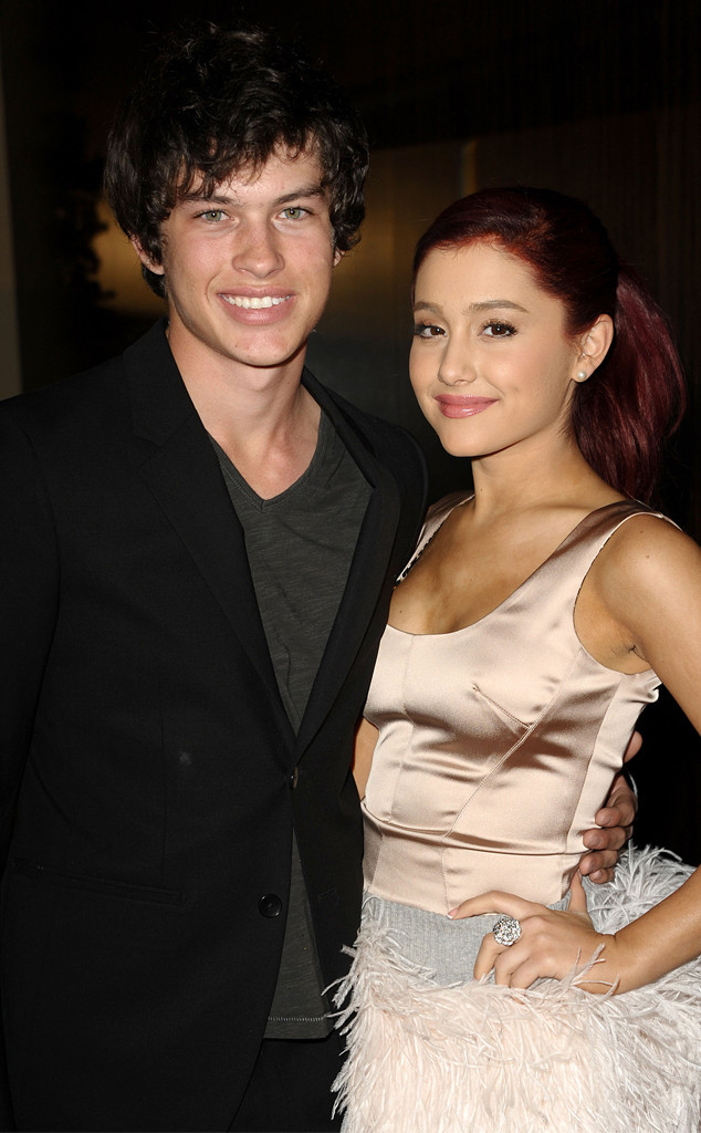 Ariana Grande, Graham Phillips