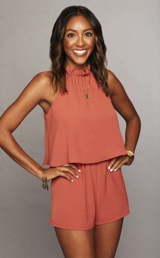 """Tayshia Adams -  """"I have to say  JoJo Fletcher  was my first Bachelorette season so I really liked that one. I think she is so cute and definitely unapologetically herself. She's just super sweet and I just related to her a lot."""""""