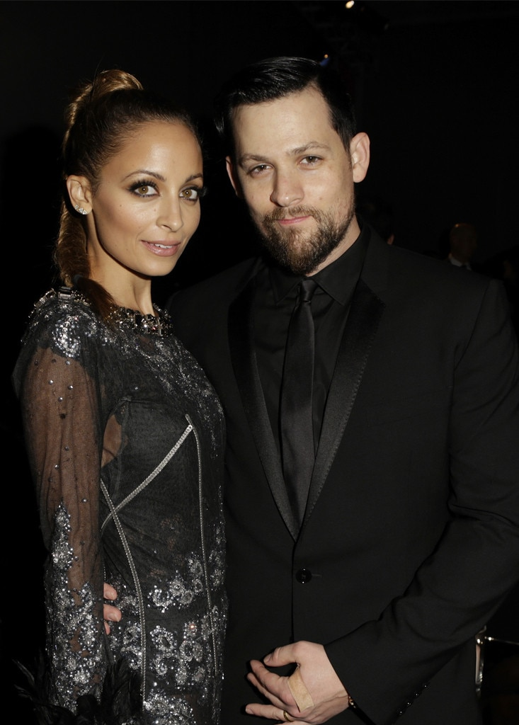 A night out -  The couple dresses to the nines in 2013.