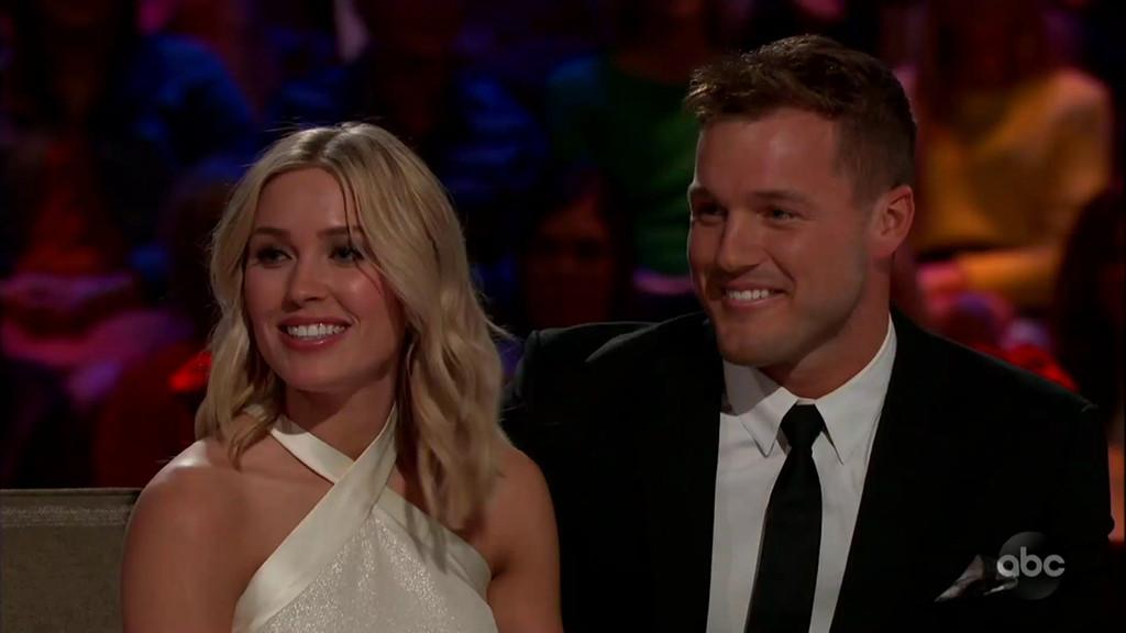 The Bachelor, Cassie, Colton