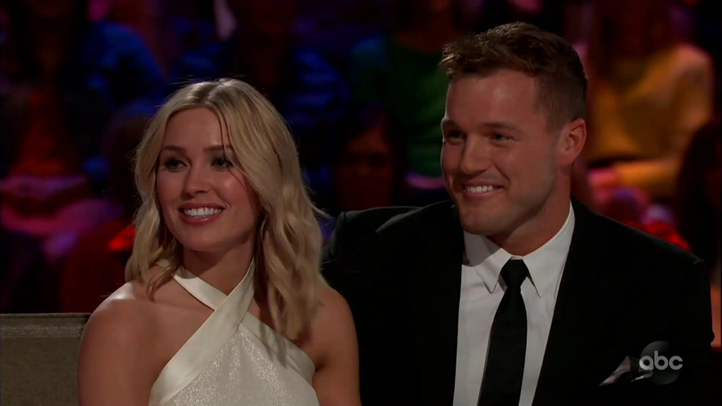 The Bachelor, Cassie, Colton