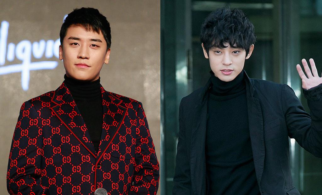 Seungri, Jung Joon Young