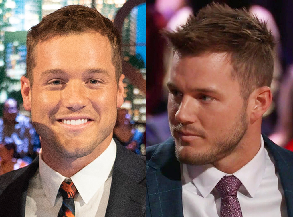 Colton Underwood, Hair, The Bachelor