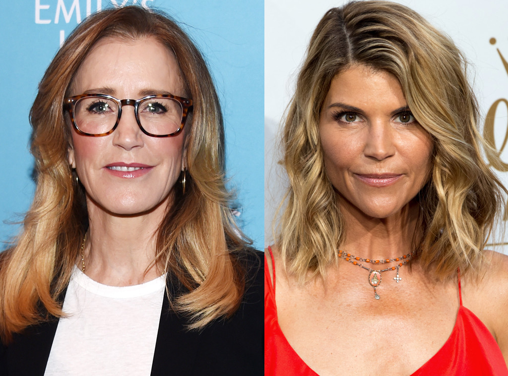 Dream Casting Felicity Huffman and Lori Loughlin in the College Admissions Scandal TV Show