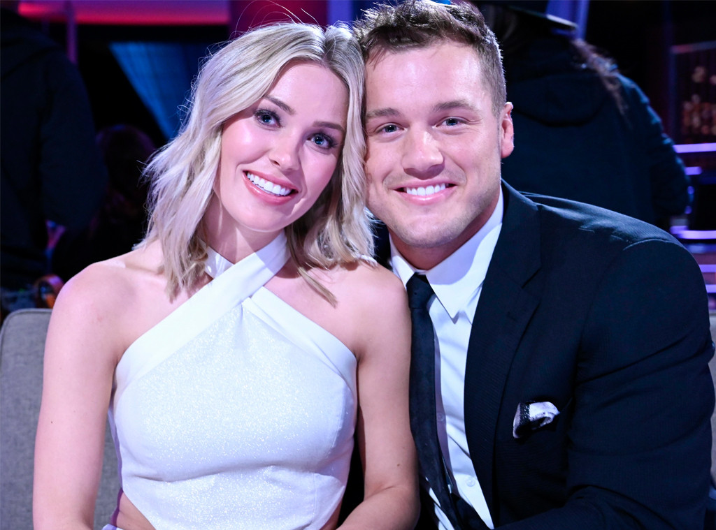 Colton Underwood, Cassie Randolph, The Bachelor Finale