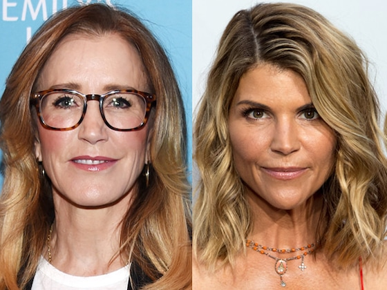 Everything We Know About Felicity Huffman and Lori Loughlin's College Admissions Scandal