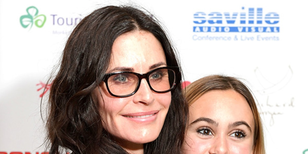 Courteney Cox's Daughter Coco Sparks Ultimate Friends Debate: Chandler or Joey? - E! Online.jpg