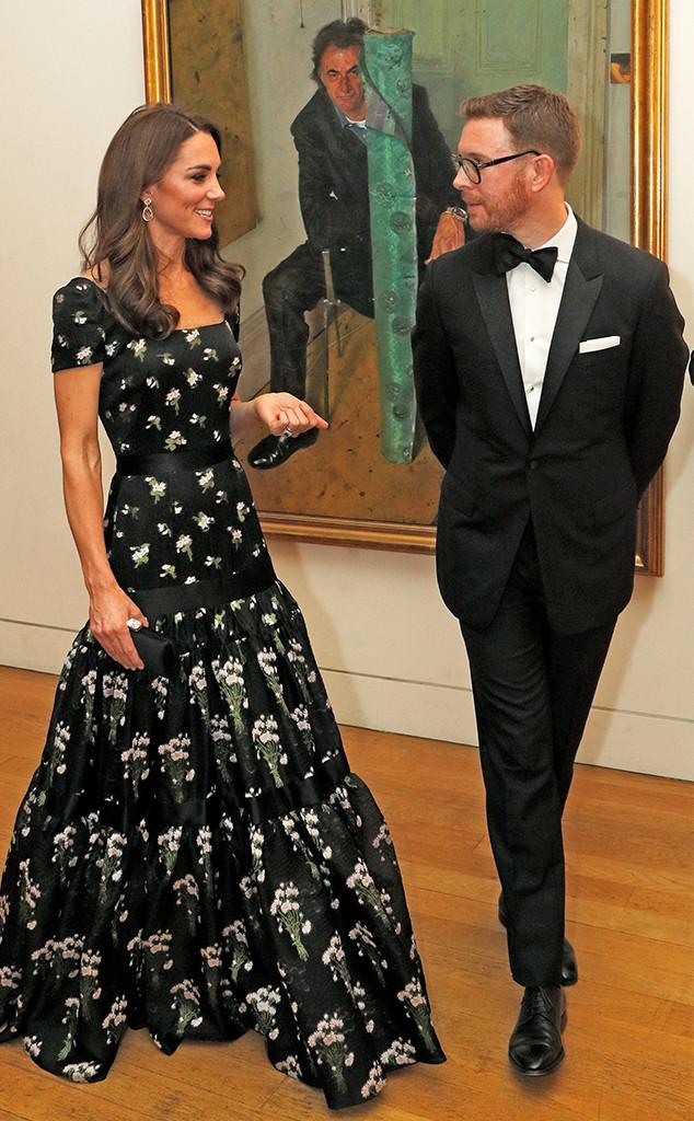 Kate Middleton, 2019 Portrait Gala
