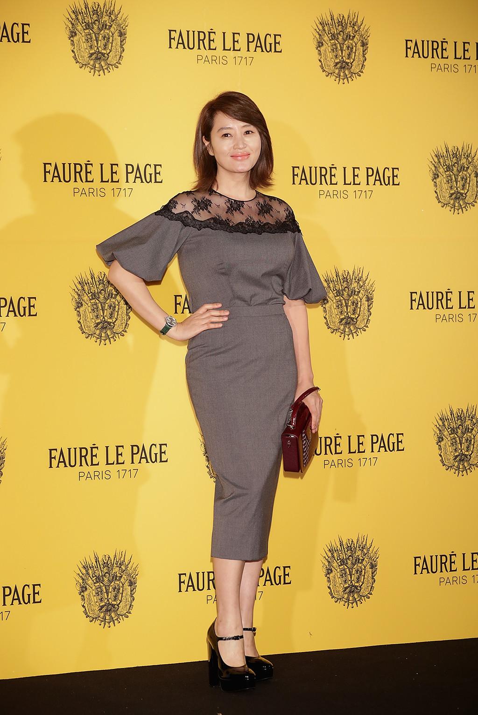Kim Hye-Soo, Fauré Le Page Seoul