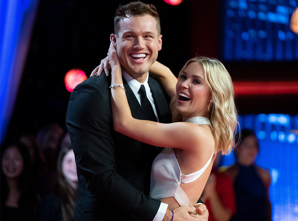 Colton Underwood, Cassie Randolph, The Bachelor, Finale