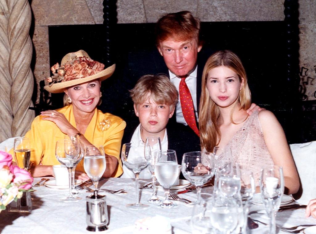 Ivanka Trump Wedding Reception.The Truth About Melania And Ivanka Trump S Unusual Relationship E