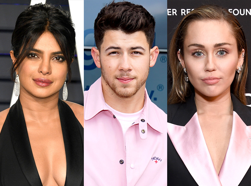 Priyanka Chopra Gives the Perfect Response to Exes Nick Jonas and Miley Cyrus DM'ing Each Other