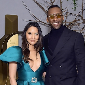 Mahershala Ali, Olivia Munn, The Hollywood Reporter and Jimmy Choo Power Stylists Dinner