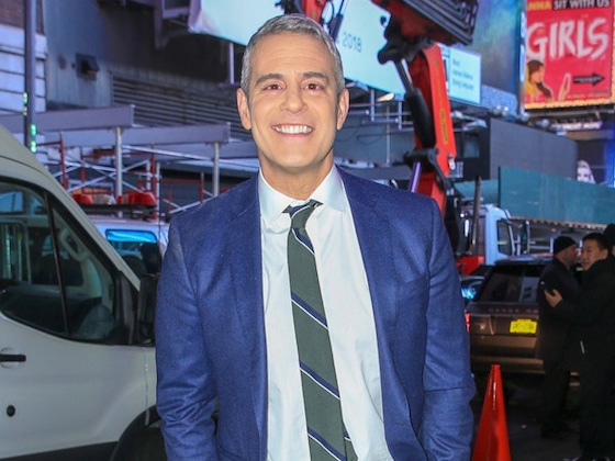 Andy Cohen to Receive GLAAD Media Award From Sarah Jessica Parker