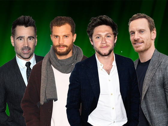 19 Irish Celebs That'll Make You Feel Lucky on St. Patrick's Day