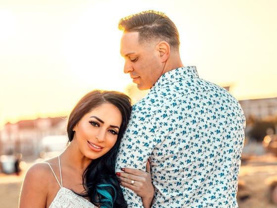 <i>Jersey Shore</i>'s Angelina Pivarnick Marries Chris Larangeira
