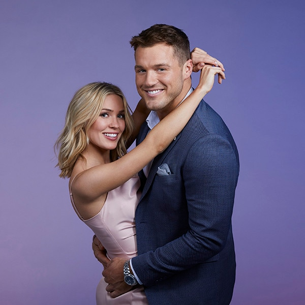 Colton Underwood And Cassie Randolph Reveal Their