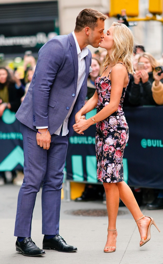 Colton Underwood & Cassie Randolph - The Bachelor  no more!