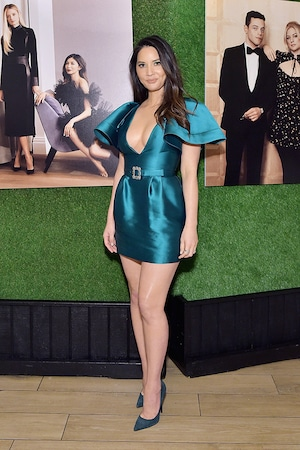 Olivia Munn, The Hollywood Reporter and Jimmy Choo Power Stylists Dinner