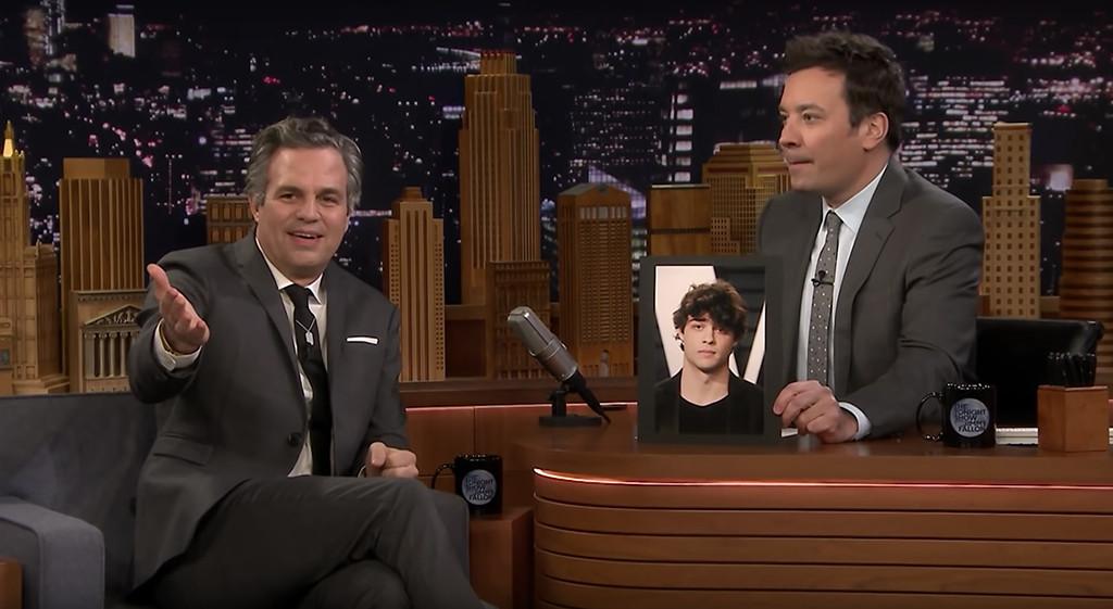 Mark Ruffalo, Tonight Show
