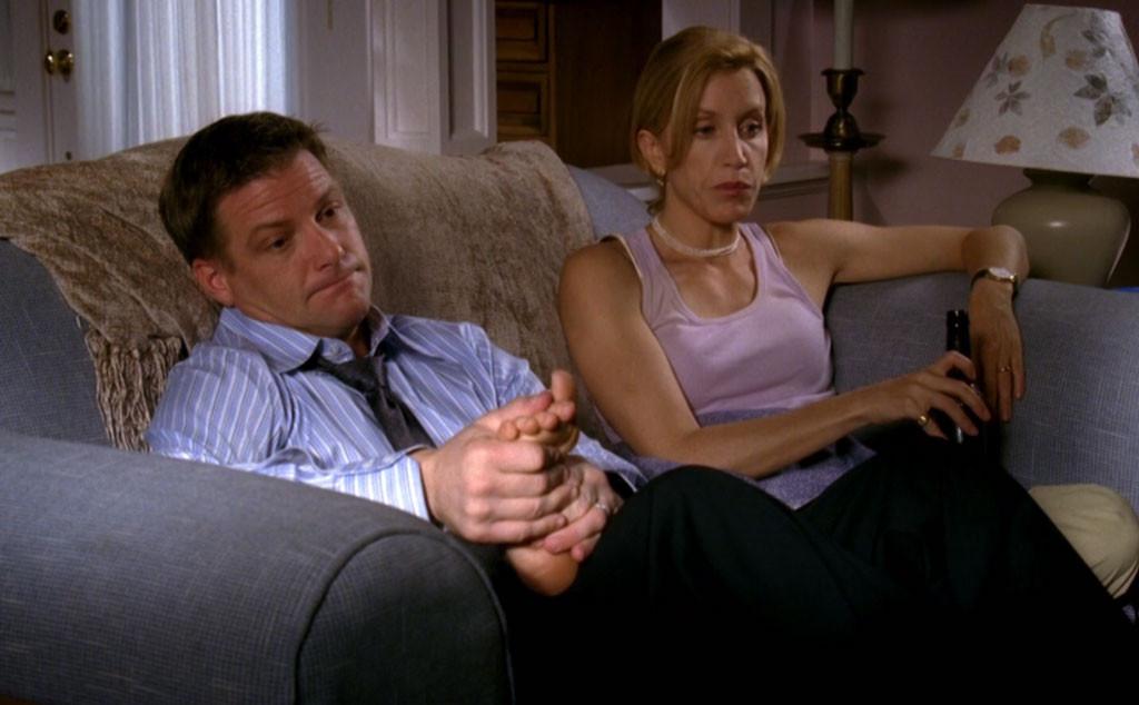 Doug Savant, Felicity Huffman, Desperate Housewives