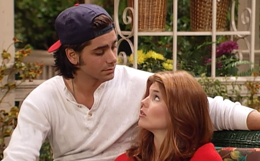 John Stamos, Lori Loughlin, Full House