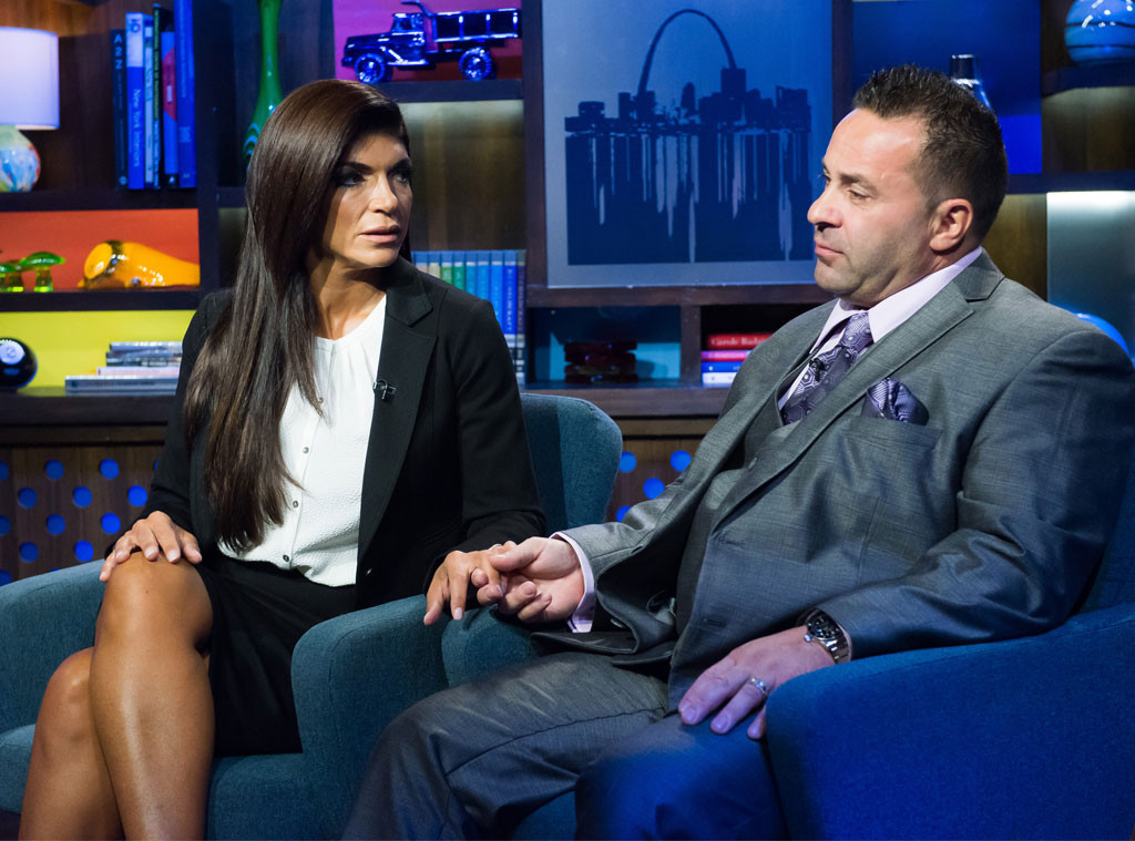 Teresa Giudice, Joe Giudice, Watch What Happens Live