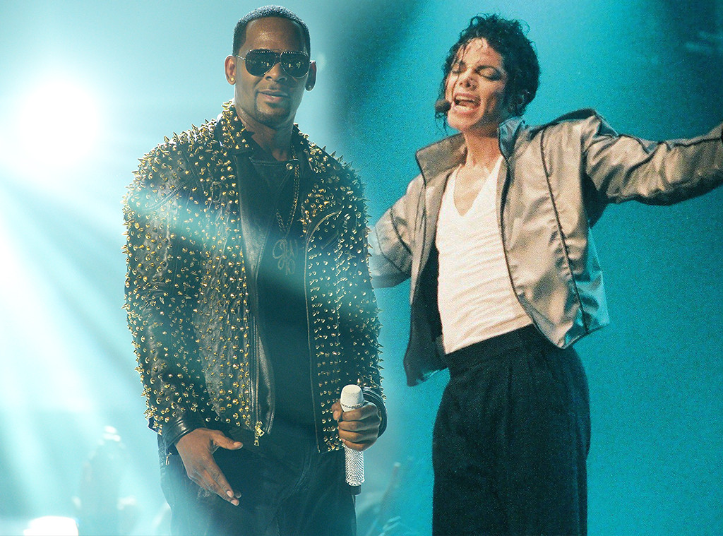 R. Kelly, Michael Jackson Fans Feature