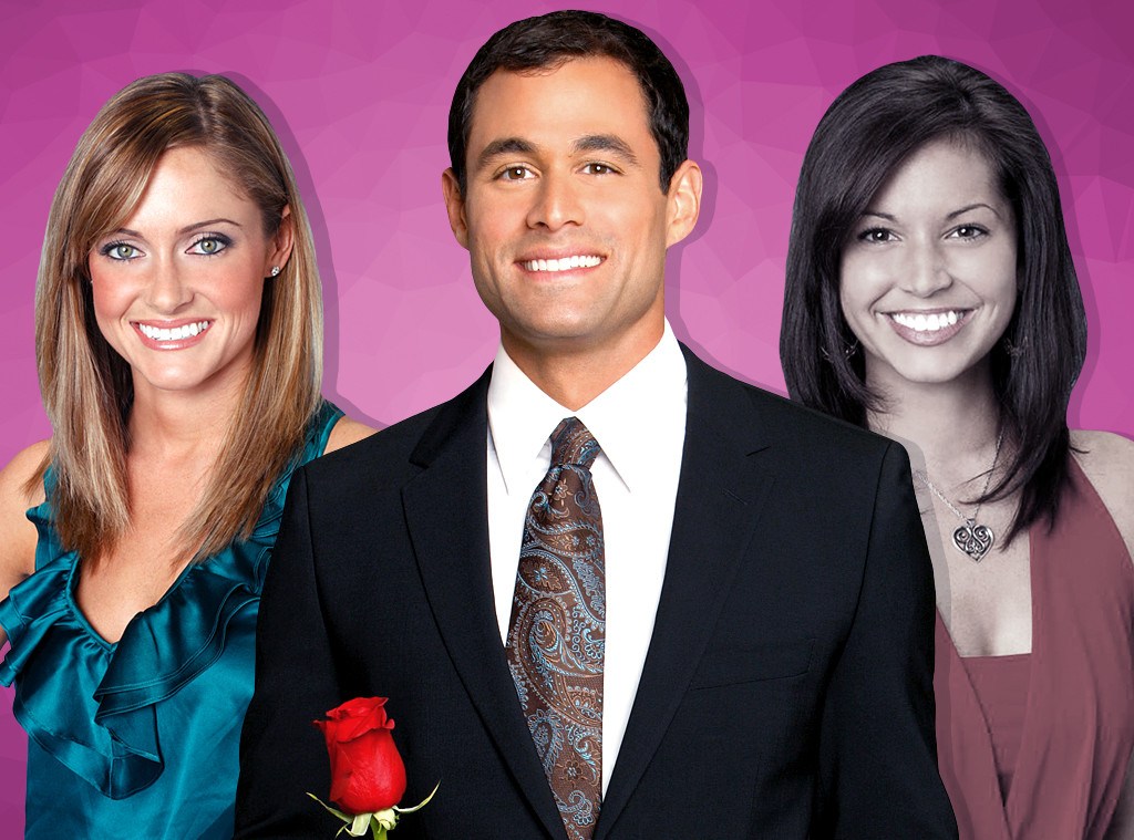 Jason Mesnick, the bachelor