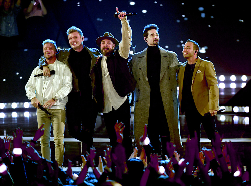 Backstreet Boys, 2019 iHeartRadio Music Awards