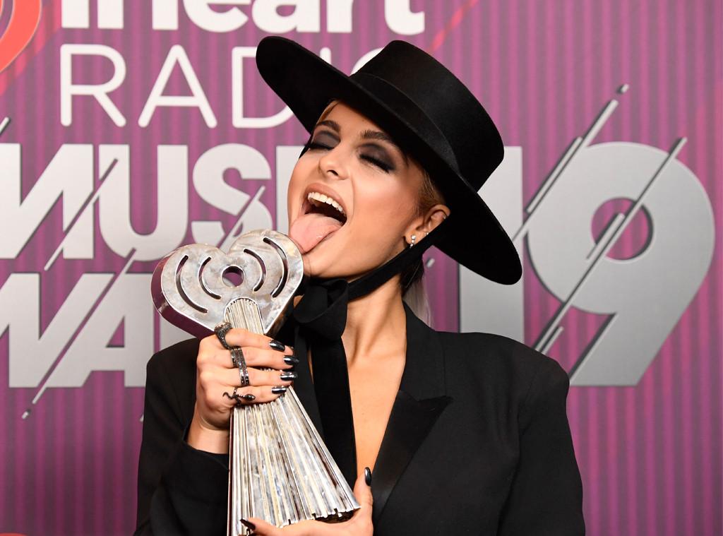 Bebe Rexha, 2019 iHeartRadio Music Awards
