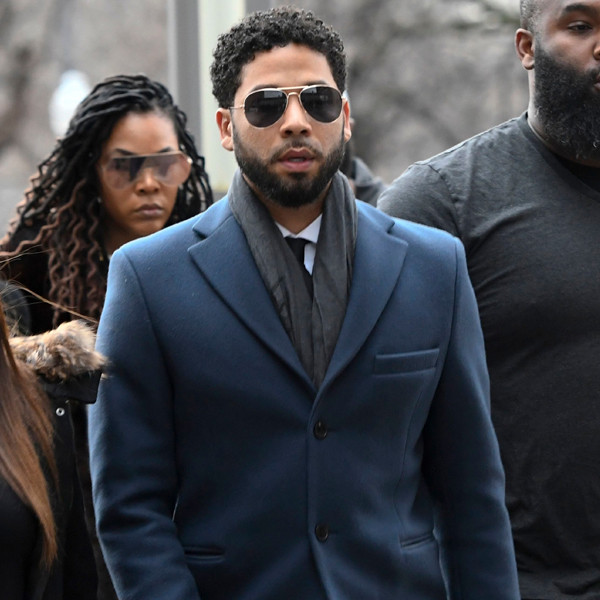 Jussie Smollett Officially Facing $130,000 Lawsuit in Alleged Attack Case