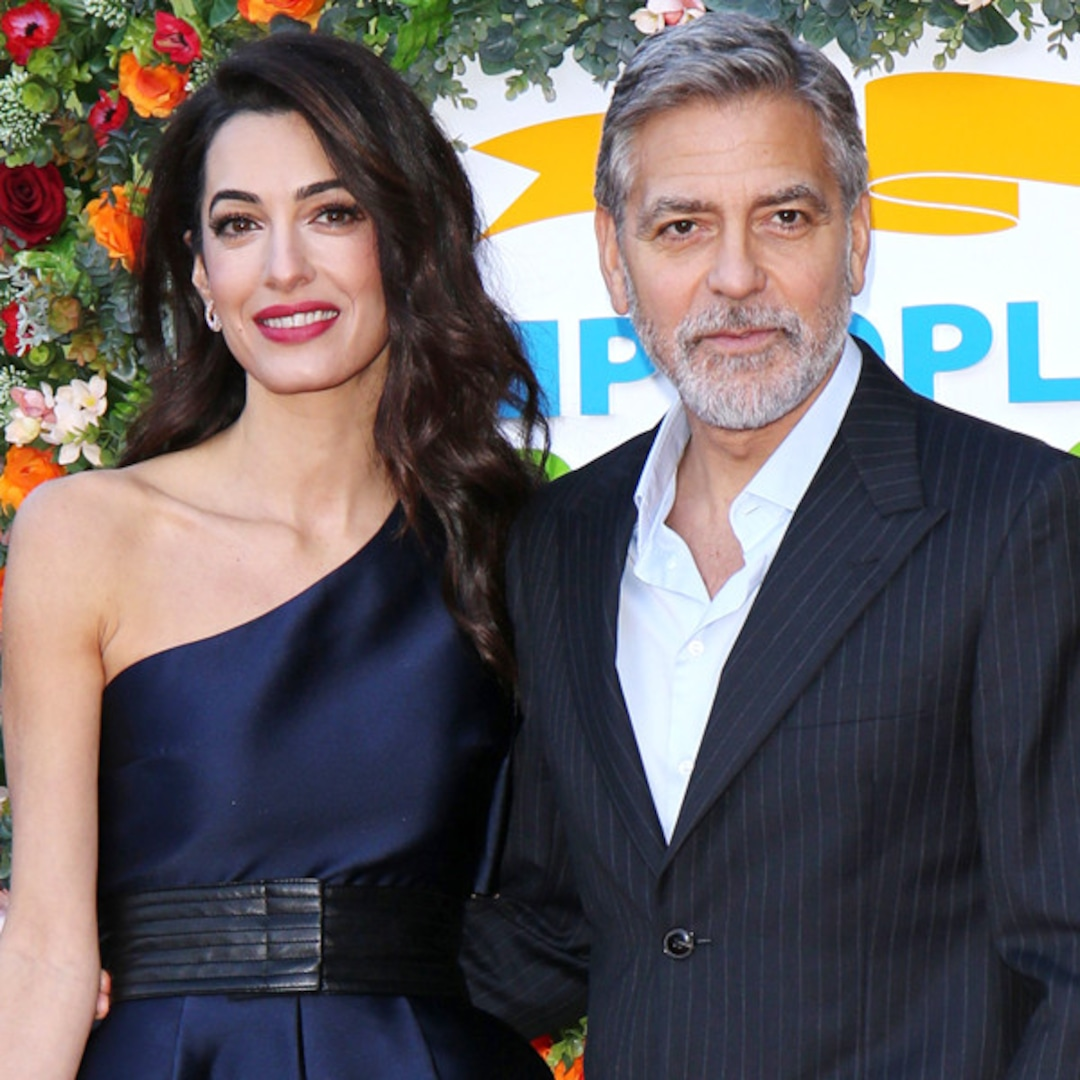George Clooney Reveals That His Kids Are Pranksters Just