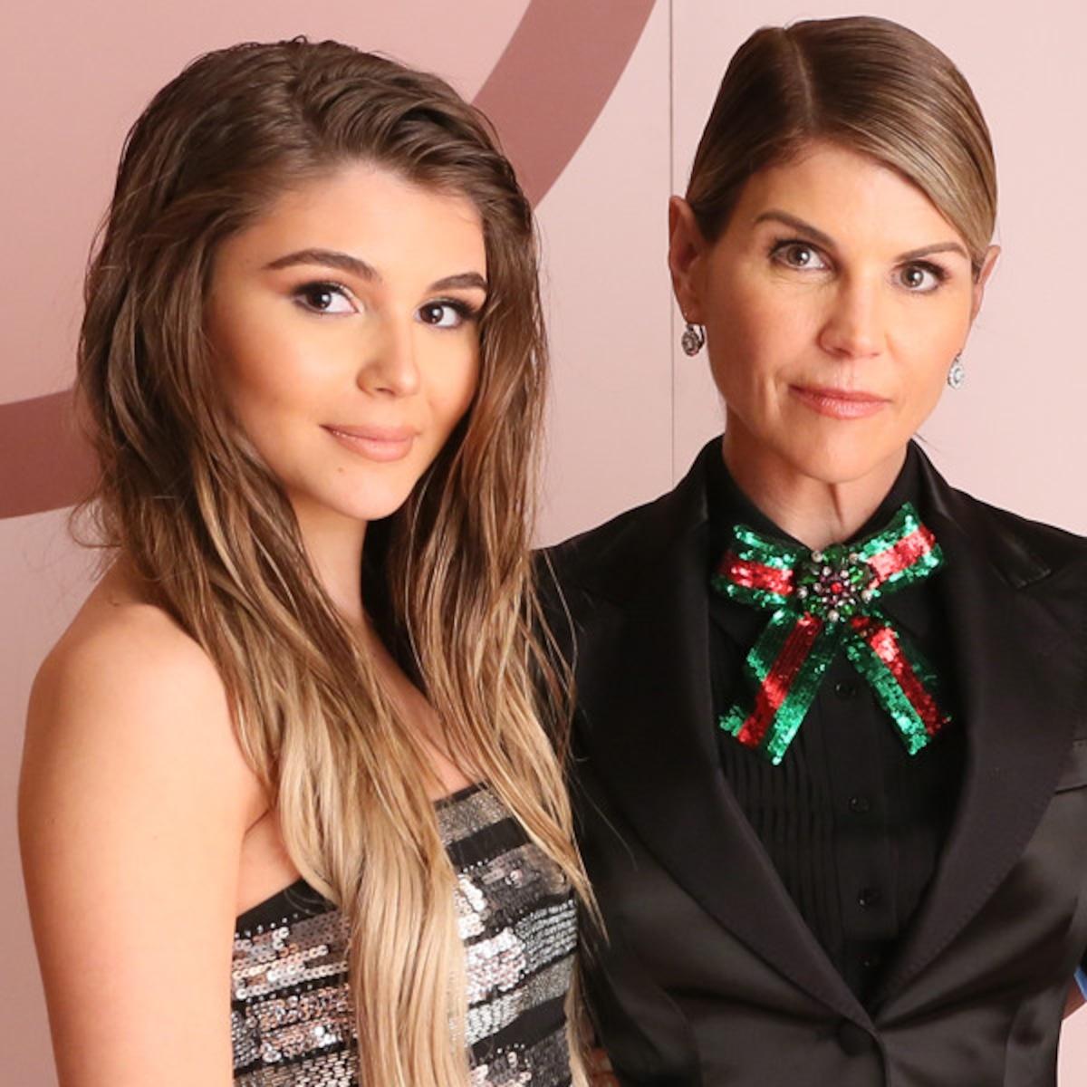 Lori Loughlin S Daughter Olivia Jade Loses Sephora Deal Amid Scandal E Online