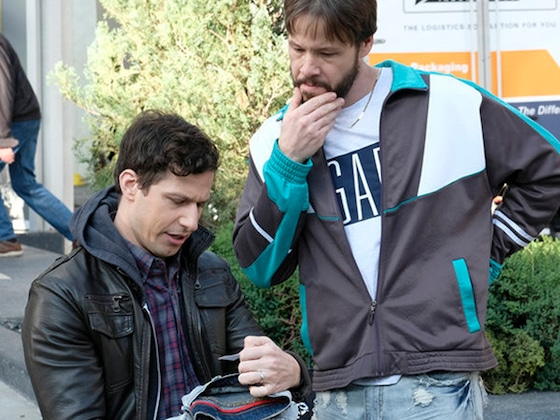 <i>Brooklyn Nine-Nine</i> Welcomes Ike Barinholtz to Bring Some Serious Family Drama for Charles