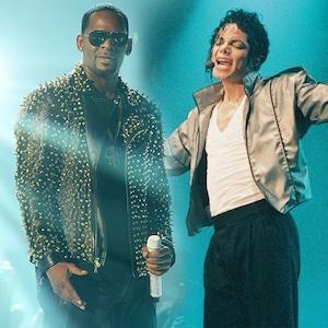 R. Kelly, Michael Jackson Fans Feature
