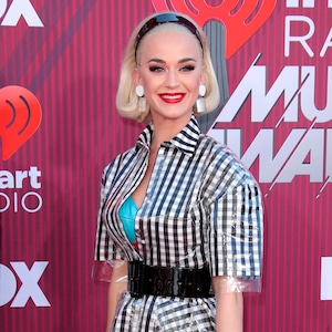 Katy Perry, 2019 iHeartRadio Music Awards, Arrivals