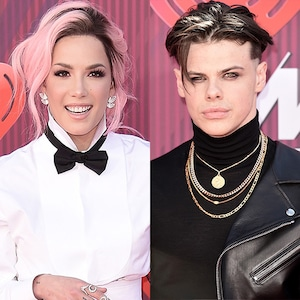 Halsey, Yungblud, 2019 iHeartRadio Music Awards