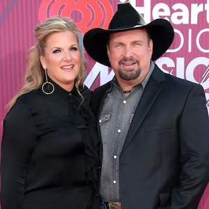 Trisha Yearwood, Garth Brooks, 2019 iHeartRadio Music Awards, Arrivals, Couples
