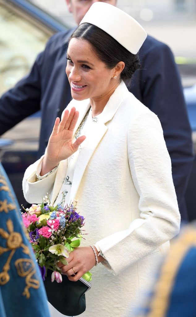Meghan Markle, Commonwealth Day Service