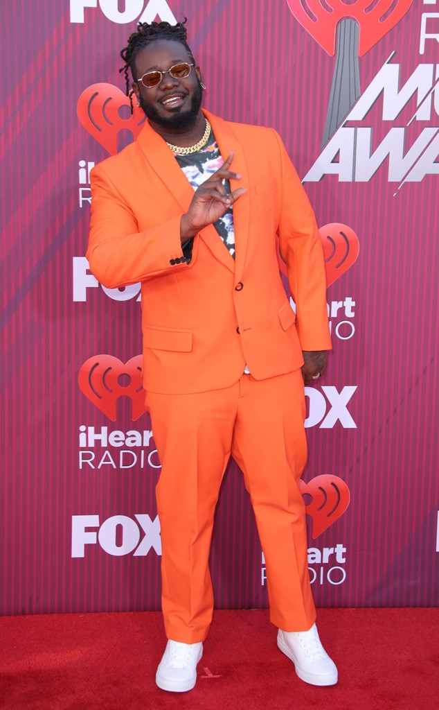 T-Pain -  Bring out the orange host!