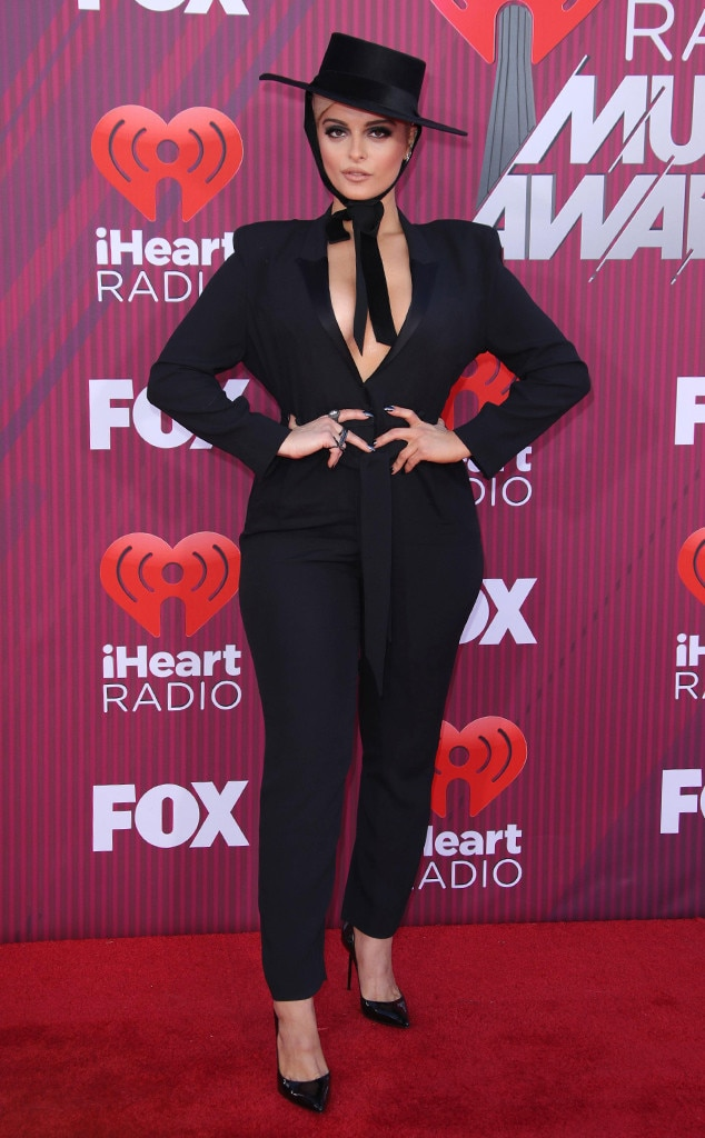 "Bebe Rexha -  With two nominations for her ""Meant to Be"" collaboration with Florida Georgia Line, the singer may just have a huge night."